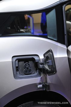 Charging port for the BMW i3 electric vehicle