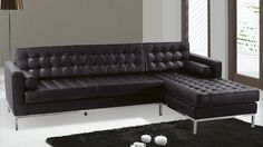 AtHome SF14 Sectional Black