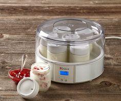 Automatic Yogurt Maker at Williams-Sonoma  Gift idea for Mum.