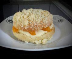 Rezept Puddingplätzchen mit Mandarinen von Truppilite2010 - Rezept der Kategorie Backen süß