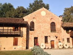 Abbazia di Chiaravalle - il mulino