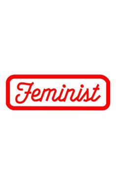 Sandra Mansour Feminist Patch