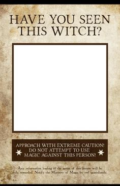 Have You Seen This Witch? Photo Booth Prop Wanted Poster, Printable Wanted Witch Poster, Wedding Pho Harry Potter Plakat, Décoration Harry Potter, Harry Potter Bedroom, Images Harry Potter, Harry Potter Christmas Decorations, Harry Potter Halloween Party, Harry Potter Birthday, Harry Potter Wanted Poster, Imprimibles Harry Potter Gratis