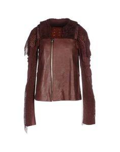 RICK OWENS Jacket. #rickowens #cloth #dress #top #skirt #pant #coat #jacket #jecket #beachwear #