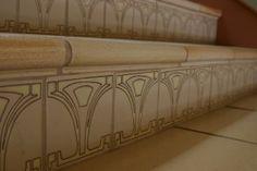 art deco floor tile | Deco Tile | Stoneline Group LLC