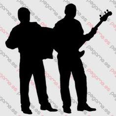 Pegame.es Online Decals Shop  #music #guitar #group #live #play #concert #accordion #vinyl #sticker #pegatina #vinilo #stencil #decal