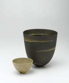 Jennifer Lee Grouping of two vessels