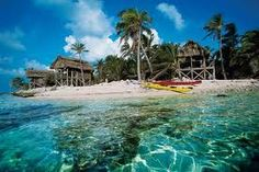 Belize a tropical paradise