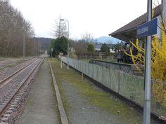 Estación de Ogeu-les-Bains, Bearn, Francia