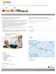 Pro Senectute, Betreute Wohnanlage, Begleitung, Pflegeleistung, Betreuung, care, assistance