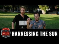 Video: How to Use the Sun During Shoots at Sunrise, Noon, and Magic Hour Portrait Photography Tips, School Photography, Rocket Jump, Off Camera Flash, Magic Hour, Video Lighting, Film School, New Media, How To Take Photos