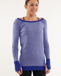 chai time pullover ii | women's tops | lululemon athletica ($100-200)