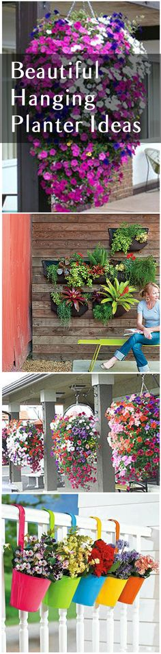 Beautiful Hanging Planter Ideas