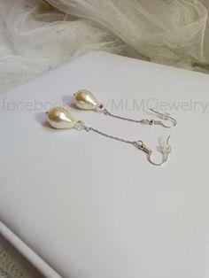 Compra aquí / Shop here: http://mlmcjewelry.tumblr.com/comprabuy  #earrings #pearls #costume #jewelry #jewels #accessories #shoponline #jewelryoftheday #jewelrylove #bijouterie