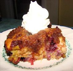 Fantastic Rhubarb Cake  This cake is great made with GF flour.