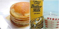 Got Leftover Buttermilk?  Recipe Ideas and Inspiration