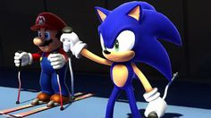 July Trailer - Mario & Sonic at the Sochi 2014 Olympic Winter Games (Wii U) - IGN Video