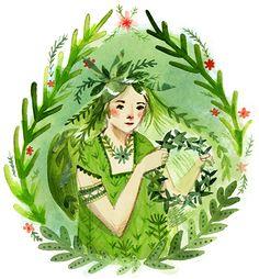 The Elf Maiden - Abigail Halpin (JAN 19, 2015)