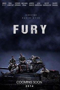 Prepare for Battle.  Fury