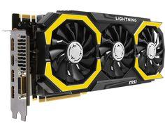 MSI lanza su tarjeta GeForce GTX 980 Ti Lightning - http://hardware.tecnogaming.com/2015/08/msi-lanza-su-tarjeta-geforce-gtx-980-ti-lightning/