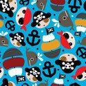 Print PUL Fabric for cloth diaper covers