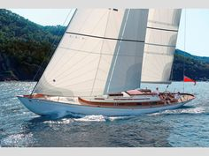 Spirit of tradition yacht for sale