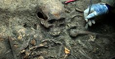 Researchers have established the remains belong to troops captured after the Battle of Dunbar in 1650 who probably died from cold, starvation, or dysentery