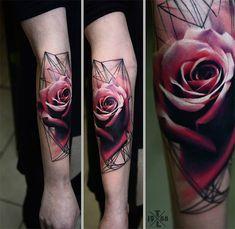 Timur Lysenko (from Redberry Tatto studio)