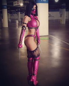 "Ireland Reid ️‍ on Instagram: ""Often imitated, NEVER duplicated!! Strive for perfection. Make it every time, a FLAWLESS VICTORY!! Mileena 4 life! #mileena…"""