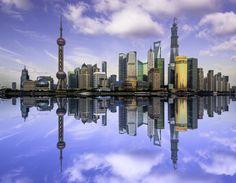 Shanghai Pudong Skyline by David  on 500px - Shanghai