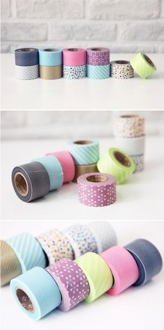 for the love of masking tapes