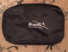 @fencinguniverse : Absolute Fencing Gear zippered Bag  $8.00 End Date: Sunday Sep-27-2015 18:05:55 PDT Buy It http://aafa.me/1O7vknS http://aafa.me/1JLglR1