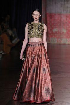 Rimple & Harpreet Narula - Amazon India Couture Week 2015