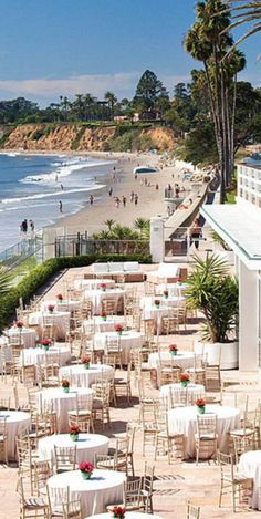 The Biltmore | Sited along Montecito's best beach.