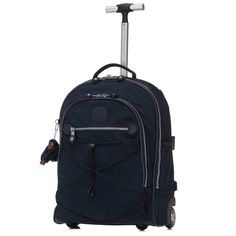 Airline Carry-On acceptable! Able to be wheeled or carried backpack style…