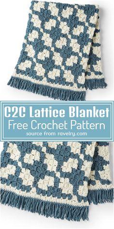 Crochet C2c, Crochet Jumper, Crochet Afgans, Crochet Quilt, Tapestry Crochet, Afghan Crochet Patterns, Crochet Videos, Crochet Crafts, Crochet Stitches