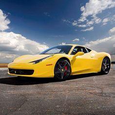 Perfection - Ferrari 458 Italia