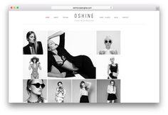 oshine-wordpress-photography-theme