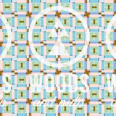 Today a creation, tomorrow a collection! 'A Walk Arround The Block' illustrated by Swen Van der Sangen.  Available at Woods and Pulp!  www.woodsandpulp.com #download #pattern #print #graphic #textile #print #woodsandpulp @woodsandpulp