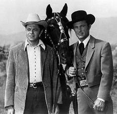Wild Wild West...hottie Robert Conrad! Lol