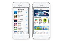Apple readies new App Store 'Kids' category in advance of iOS 7 launch #autism