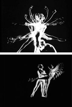 Body cinema: Pas de Deux by Norman McLaren Art Photography, Photo Art, Fine Art, Photo Manipulation, Image, History Of Animation, Photography 2015, Cinema Posters, Fine Art Photography