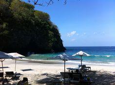 Whitesand beach (pasir putih -Bali)