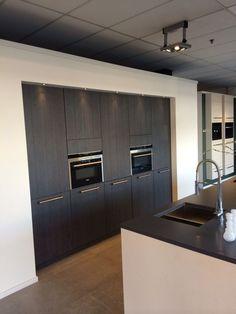 1000 images about nieuwe keuken on pinterest black kitchens met and ikea kitchen - Keukenmuur deco ...