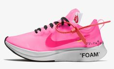 Off-White Nike Zoom Fly Pink Collection Release Date - Sneaker Bar Detroit 3f80f730c