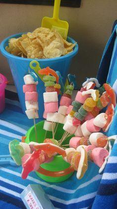 teen beach movie cake ideas | Beach Birthday Party Ideas