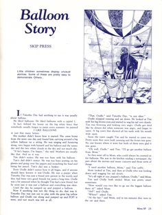 The first story I ever had published. If you want a PDF of the whole thing let me know and I'll email it to you.