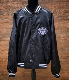 Vintage 90s Ford Racing Satin Bomber Jacket And To Have A Long Life. Coats & Jackets
