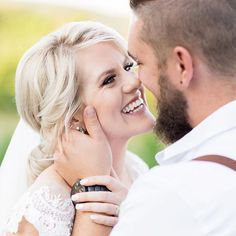 It's the way she looks at him 😍 . Wedding Blog, Wedding Day, Natural Light Photographer, Couple Shoot, Wedding Couples, Newlyweds, Michael Kors Watch, Portrait Photographers, Real Weddings