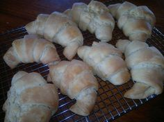 Croissants gluten free by recipesforliving on Etsy, $3.00